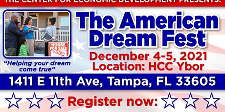 The American Dream Fest tickets