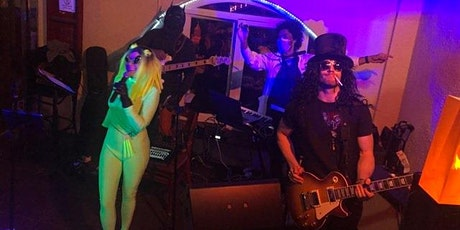 Halloween Costume Dance Party TKO Party Band NYC 2hr Open Bar 4 Course Meal tickets