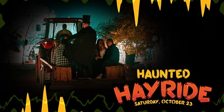 2021 Haunted Hayride tickets