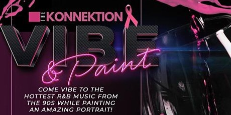 Vibe & Paint open mic tickets