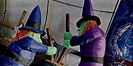 Halloween Scavenger Hunt and spooky fun at the WeeFerm tickets