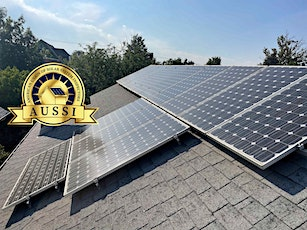 Essentials of Buying Homes with Solar tickets