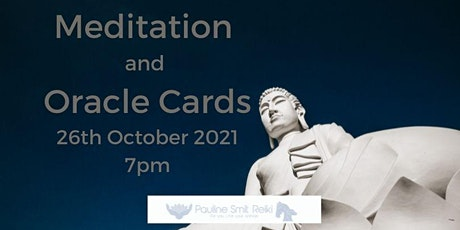 Meditation and Oracle Card Evening tickets