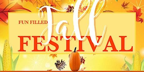 Fun Filled Fall Festival tickets