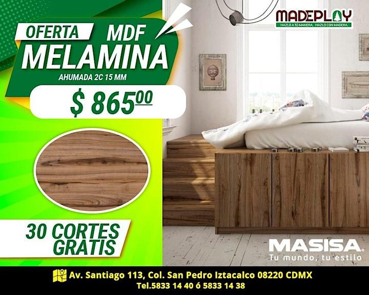 Imagen de TALLER TIPS Y MEJORA EN ARMADO DE MUEBLES EN MELAMINA
