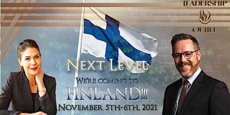 NEXT LEVEL FINLAND tickets