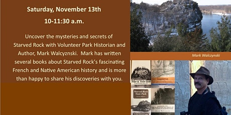 Hike with an Historian (Mark Walcyznski, author and historian) tickets