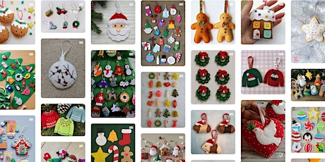 Christmas Tree Decorations Workshop tickets