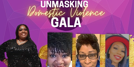 UNMASKING DOMESTIC VIOLENCE GALA tickets