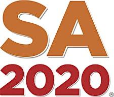 SA2020 logo