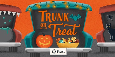 Halloween Trunk or Treat at Frost Bank tickets