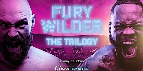 StREAMS@>! (LIVE)-FURY v WILDER 3 LIVE ON fRee 09 October 2021 tickets