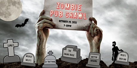 Winchester's First ZOMBIE Pub Crawl tickets