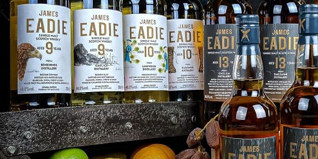 James Eadie Autumn 2021 Release Tasting tickets