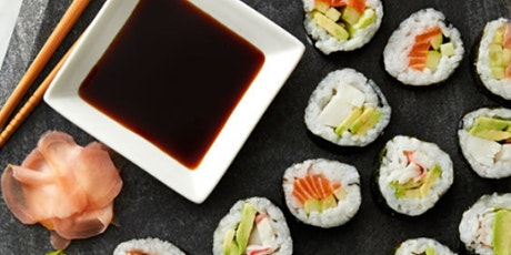 In-Person Class: Make Your Own Sushi (SD) tickets