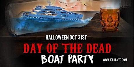 DAY OF THE DEAD HALLOWEEN BOAT PARTY CRUISE | Dia De Los Muertos tickets