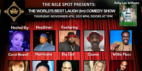 The World's Best Laugh Comedy Show tickets
