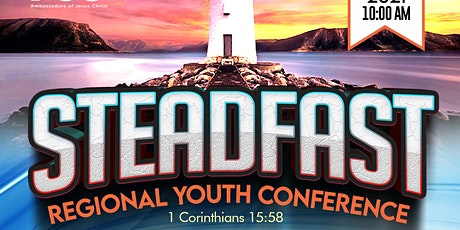 Regional Youth Conference: Steadfast tickets