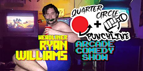 Ryan Willams at Quarter Circle Punchline Comedy tickets
