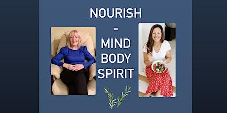 NOURISH - mind, body & spirit tickets