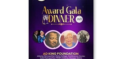 A D King Foundation Youth Empowerment Gala & Awards 2021 tickets
