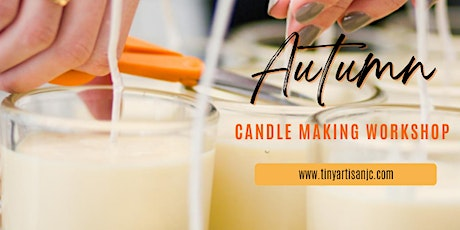 Fall Scented Candle Making Workshop tickets