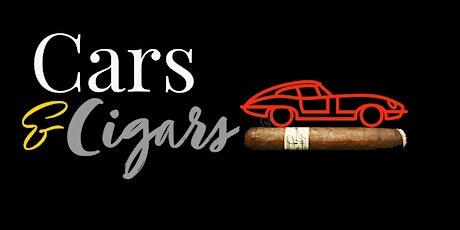 CARS & CIGARS - THANKSGIVING FUNDRAISER tickets