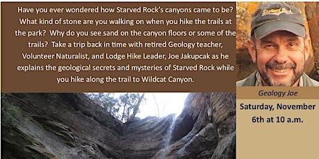 Geology Hike with Geology Joe! tickets