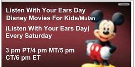 Let's Do It Radio: Halloween Movies/ For Kid K=12 tickets