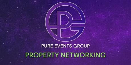 Pure Events - Property Network in London tickets