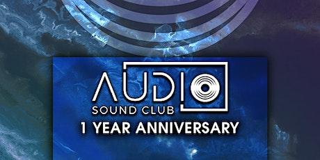 Audio Sound Club 1 Year Anniversary tickets