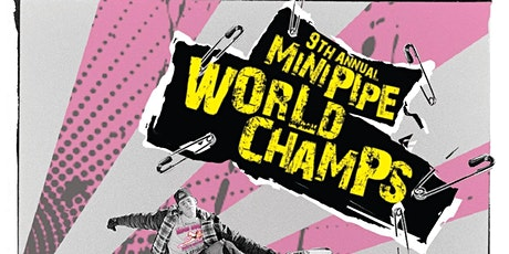 Mini Pipe Worlds After Party | Water Bar Wānaka (R18) tickets