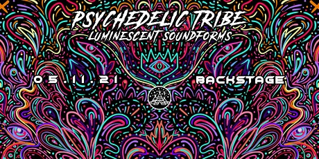 """Psychedelic Tribe """"Luminescent Soundforms"""" 