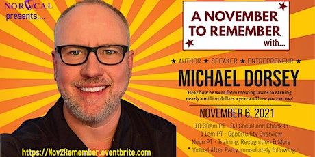 NorCal's November to Remember Super Saturday tickets
