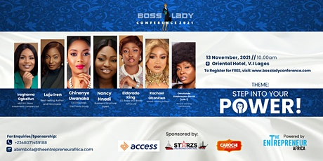 Boss Lady Conference 2021 tickets