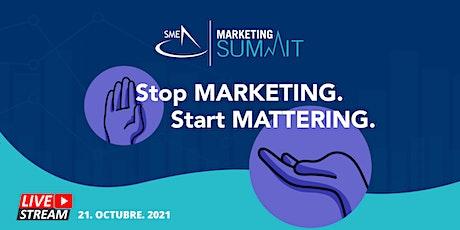 2021 SME Marketing Summit - LIVESTREAM entradas