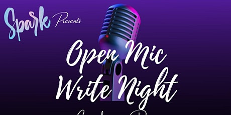 Open Mic Write Night tickets