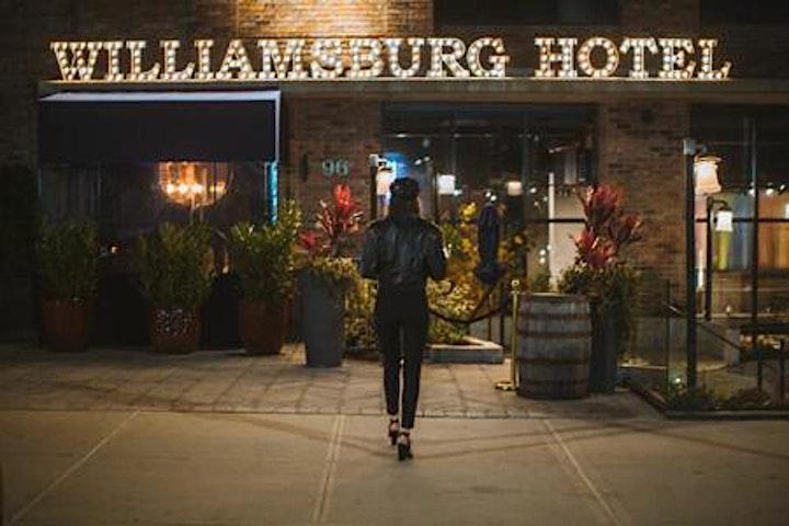 Halloween At The Williamsburg Hotel Chronicle II ft. Francis Mercier [10/30 image