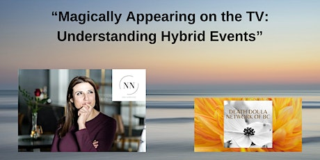 Understanding Hybrid Events - with Christina Andreola of NEW NARRATIVE tickets