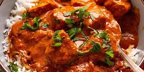 Goan Fish Curry Cook-Along tickets