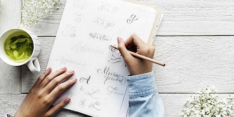 Beginner to Beautiful Calligraphy Workshop tickets