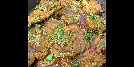 Lamb Chop Bhuna Cook-Along tickets