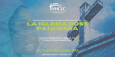 Panel De Discussion Con Líderes De Influencia A Nivel Nacional tickets