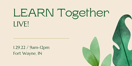 LEARN Together LIVE! tickets