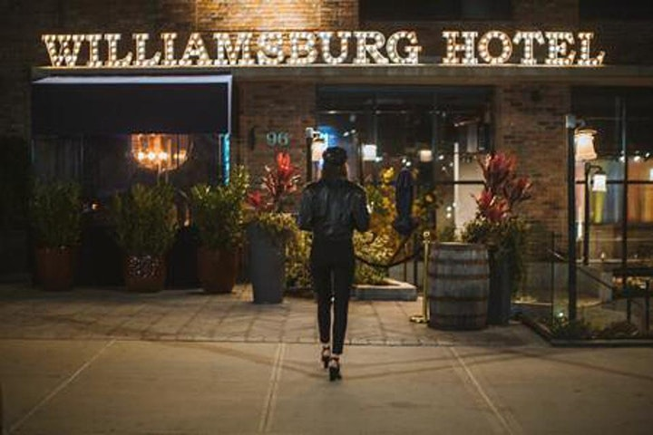 HALLOWEEN PARTY AT The Haunted Library At The Williamsburg Hotel [10/29] image