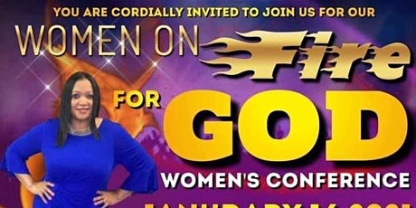 Women On Fire For God 2 Women's Conference tickets
