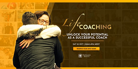 Life Coaching - Unlock Your Potential as a Successful Coach tickets