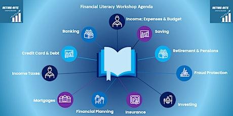 Financial Literacy Workshop 101 tickets