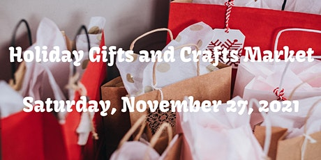 Holiday Pop-Up Shop Vendors Wanted tickets