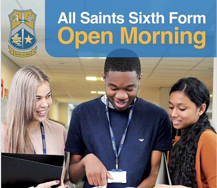 All Saints Sixth Form Open Morning image